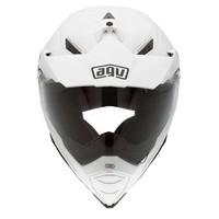AX-8 Dual Evo casco blanco