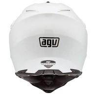 AX-8 Dual Evo casque blanc
