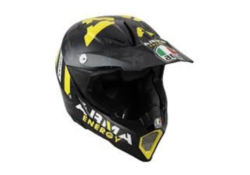 AGV AX-8 Dual Evo casco David Philippaerts
