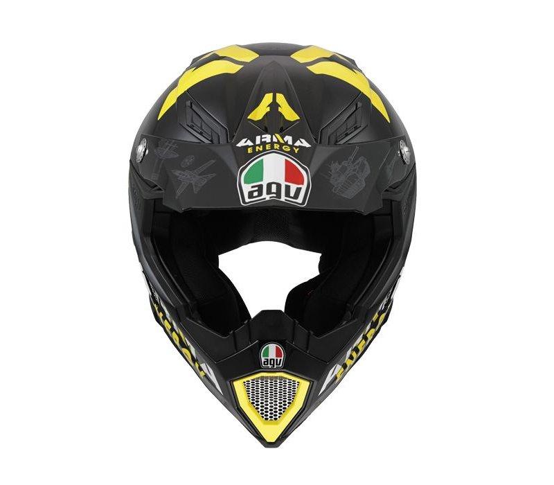 AX-8 Dual Evo capacete David Philippaerts