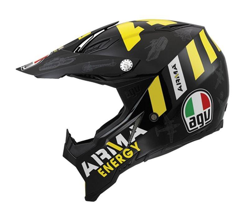 AX-8 Dual Evo helm David Philippaerts