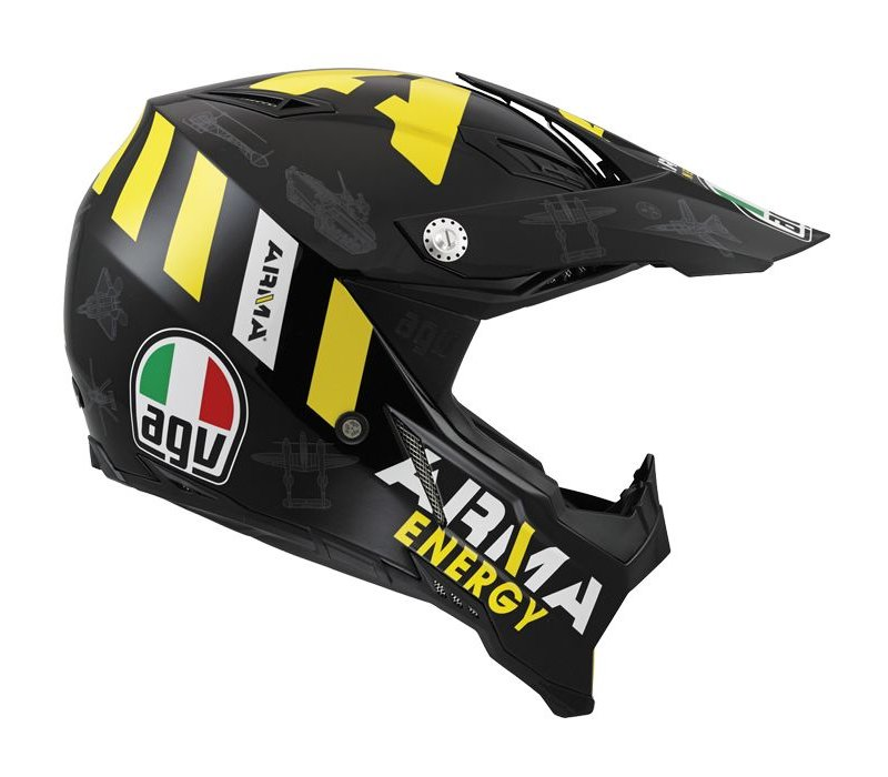 AX-8 Dual Evo casque David Philippaerts