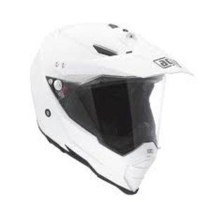 AGV AX-8 Evo Naked witte helm