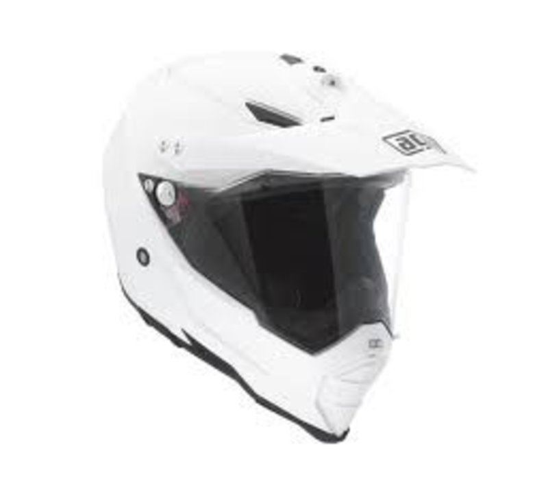 AX-8 Evo naked casque blanc