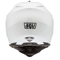 AX-8 Evo Naked weißen Helm