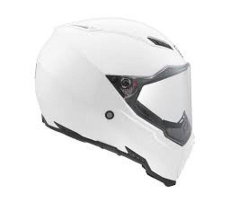 AX-8 Evo Naked capacete branco