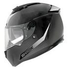 SHARK Speed-r Carbon Skin capacete Branco Preto
