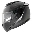 SHARK Speed-r Carbon Skin casco Bianco Nero