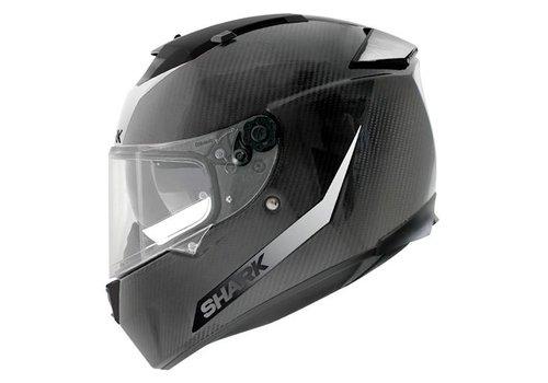 SHARK Speed-r Carbon Skin casco Blanc Noir