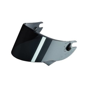 SHARK RACE-R PRO IRIDIUM CHROME VISOR