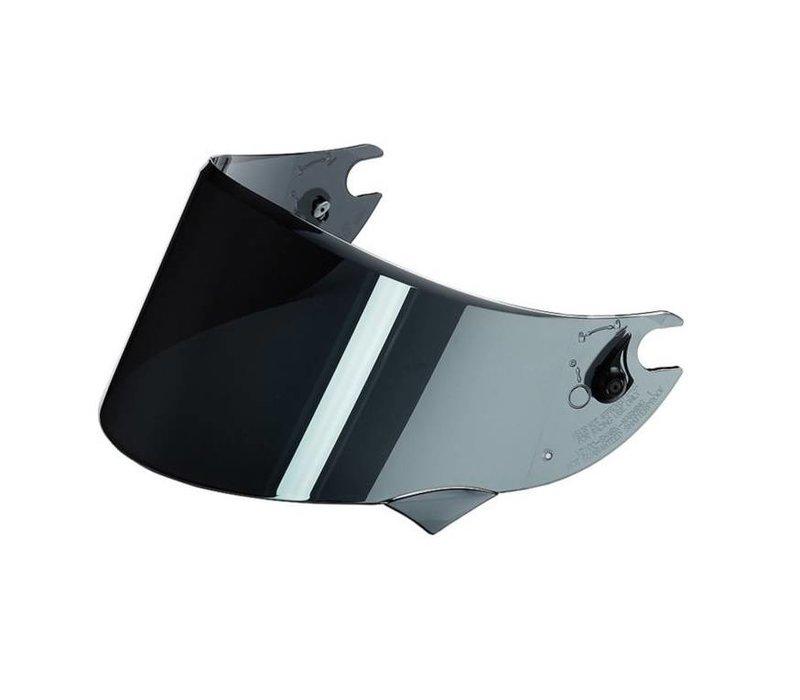 SHARK RACE-R PRO IRIDIUM VISERA CROMO