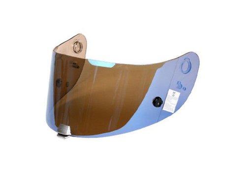 HJC R-PHA 10 PINLOCK & TEAR OFF PREPARED IRIDIUM BLUE VISOR