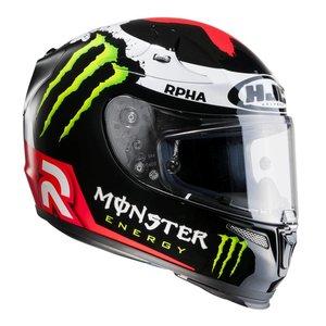 HJC RPHA Lorenzo replica 2 helmet