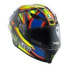 AGV Corsa casco Rossi Wintertest 2014 double face - Limited Edition