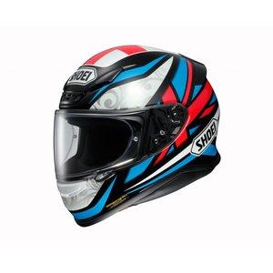 SHOEI NXR Bradley Smith 2 replica helm
