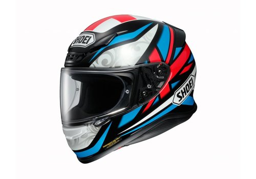SHOEI NXR Bradley Smith 2 replica helm