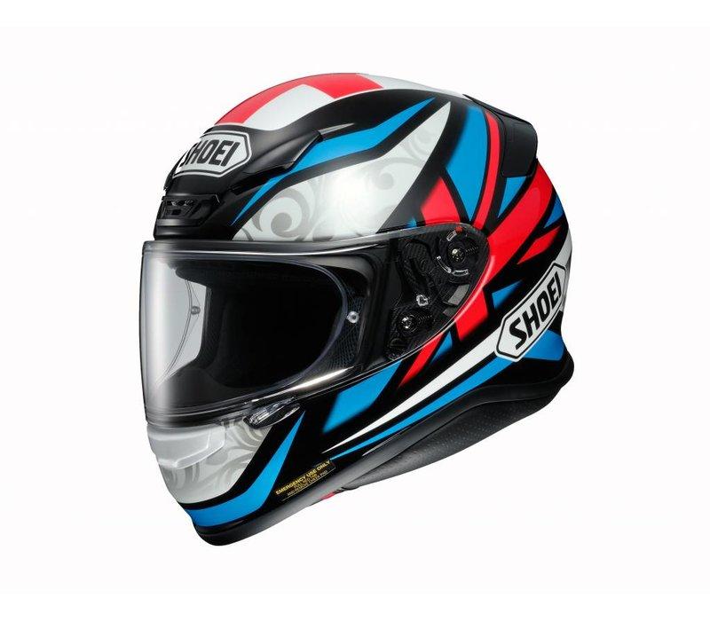 NXR Bradley Smith 2 capacete replica