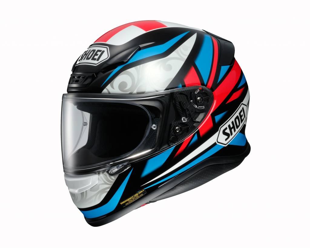 Shoei NXR Bradley 2 replica helmet - Champion Helmets