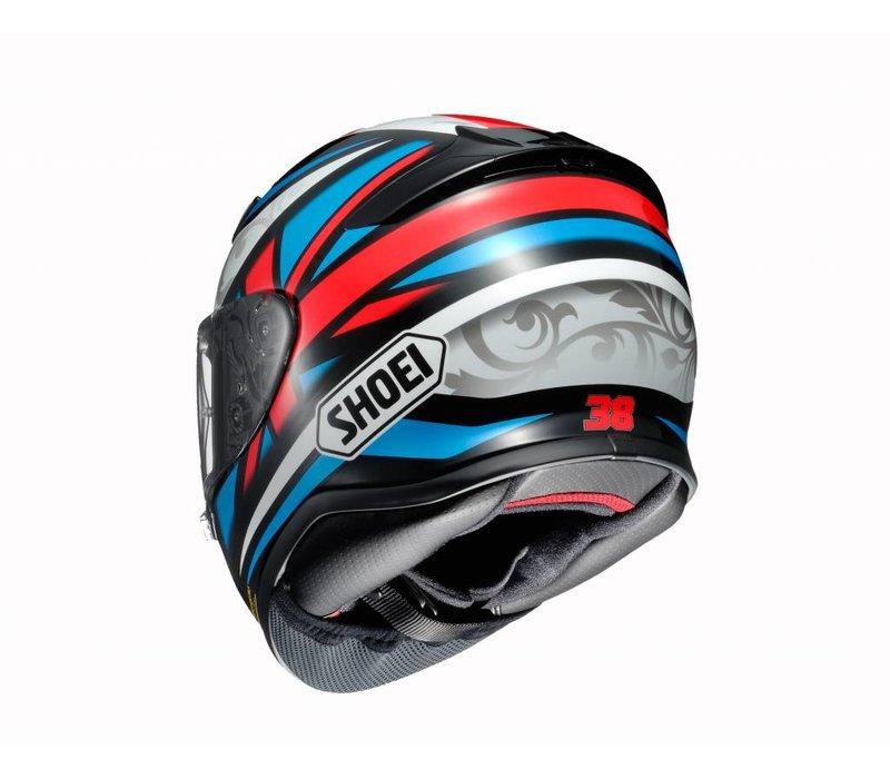 NXR Bradley Smith 2 casque réplica