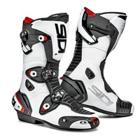 Mag-1 botas - branco preto AIR