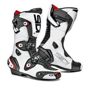Sidi Mag-1 botas - branco preto AIR