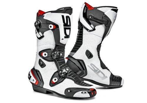 Sidi Mag-1 botas - blanco negro AIR
