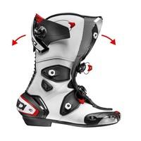 Mag-1 stivali - bianco nero AIR