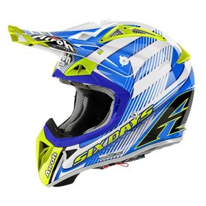 AIROH Aviator 2.1 Six Days 2015 capacete