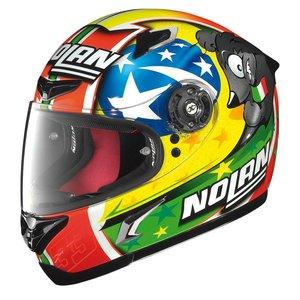 NOLAN X-802R Marco Melandri Misano helmet