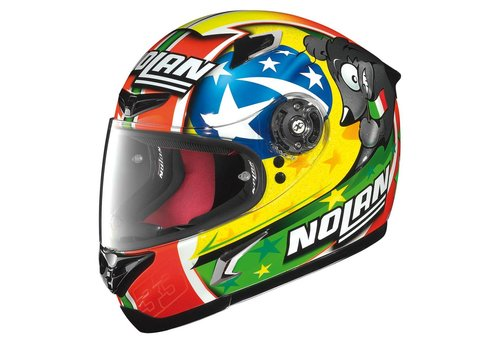 NOLAN X-802R Marco Melandri Misano Helm