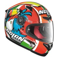 X-802R Marco Melandri Misano casco