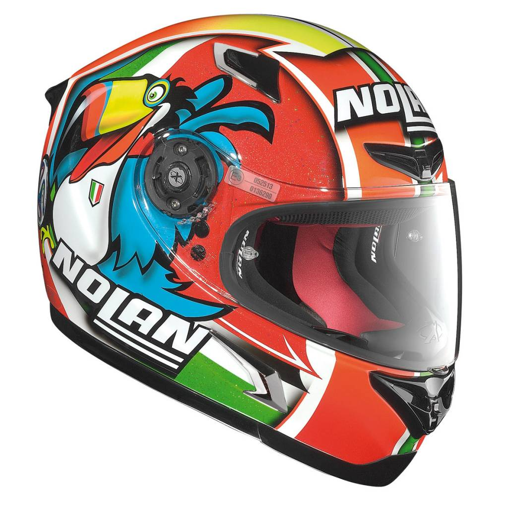 Nolan X 802r Marco Melandri Misano Helmet Champion Helmets