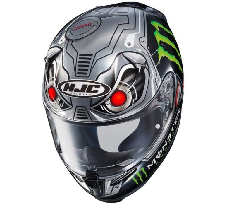 RPHA10 Speed Machine Lorenzo capacete