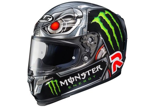 HJC RPHA10 Speed Machine Lorenzo casque