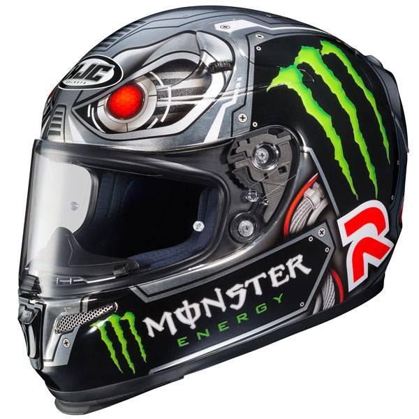 casque hjc rpha10 speed machine lorenzo champion helmets l 39 equipment moto. Black Bedroom Furniture Sets. Home Design Ideas
