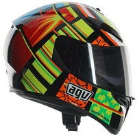 AGV K3 SV Elements Helm + 50% Rabatt auf Extra Visier!