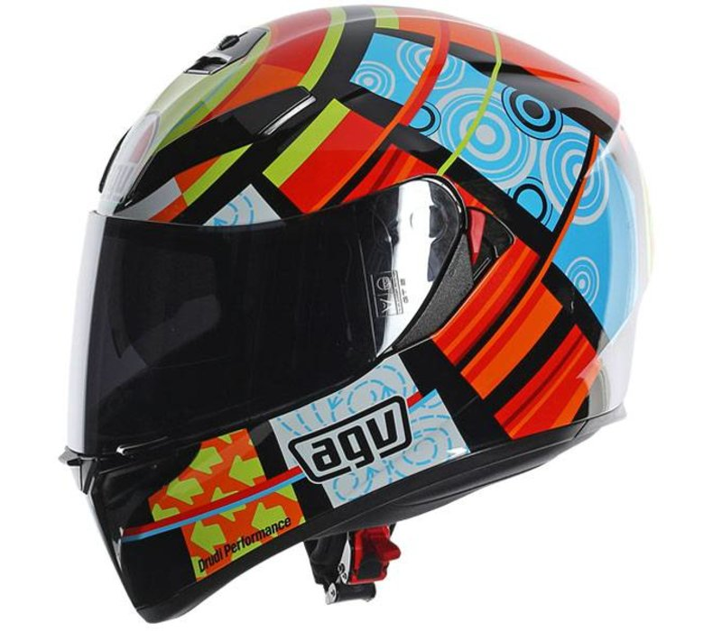 K3 SV Elements casco (pre-order