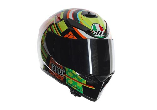 AGV Online Shop K3 SV Elements Hjälm