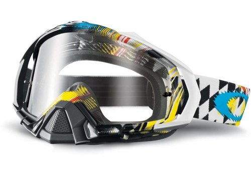 Oakley Mayhem Pro MX James Stewart Signature Lunnettes Cross - OO7051-22