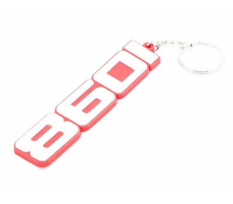 Ducati 1098 sleutelhanger