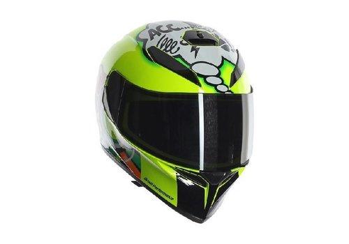 AGV K3 SV Misano 2011 capacete Valentino Rossi