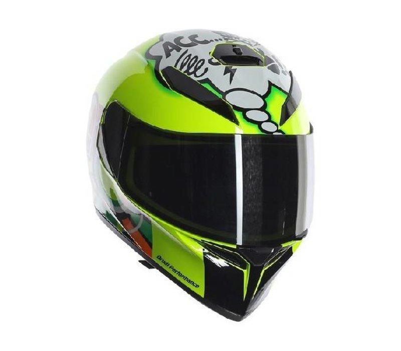 K3 SV Misano 2011 WTF helmet Valentino Rossi