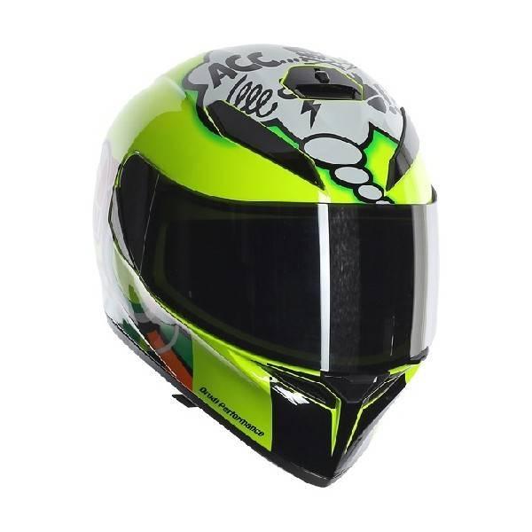 Agv K3 Sv Rossi Misano 2011 Helmet Champion Helmets
