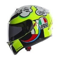 K3 SV Misano 2011 casque Valentino Rossi