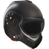 Boxer V8 Matt negro casco