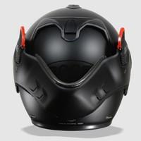 Boxer V8 Матовый черный шлем