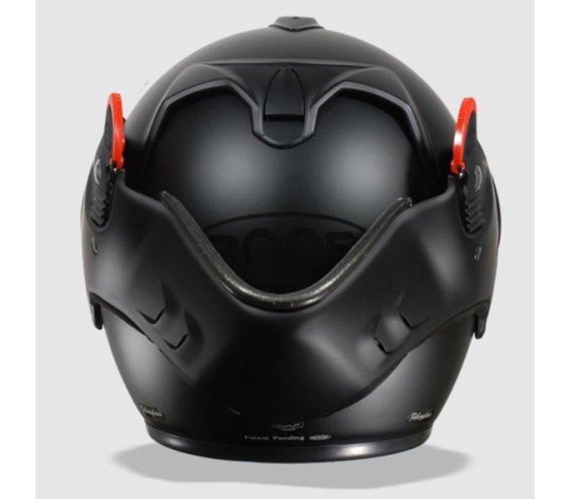 Boxer V8 Matt Black helm
