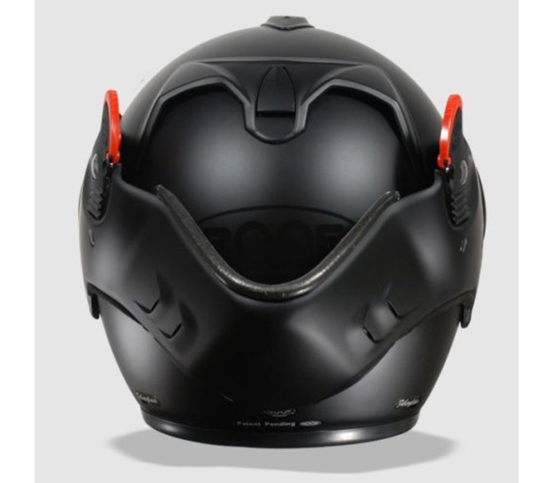 Casque Boxer V8 Matt noir R05