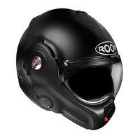Roof Desmo Black matt helm