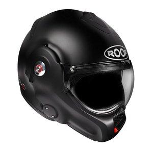 ROOF Desmo nero matt casco